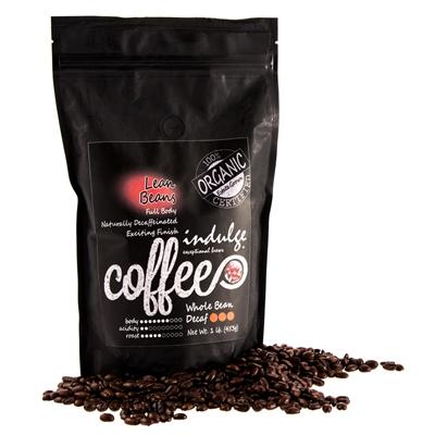 Natural Organic Decaf Coffee